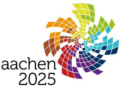 Aachen2025 Logo