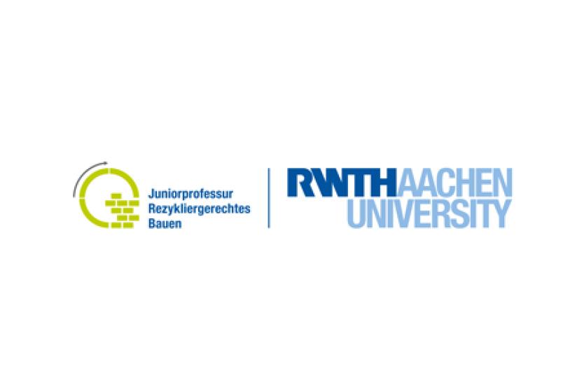 Juniorprofessur Rezykliergerechtes Bauen Logo