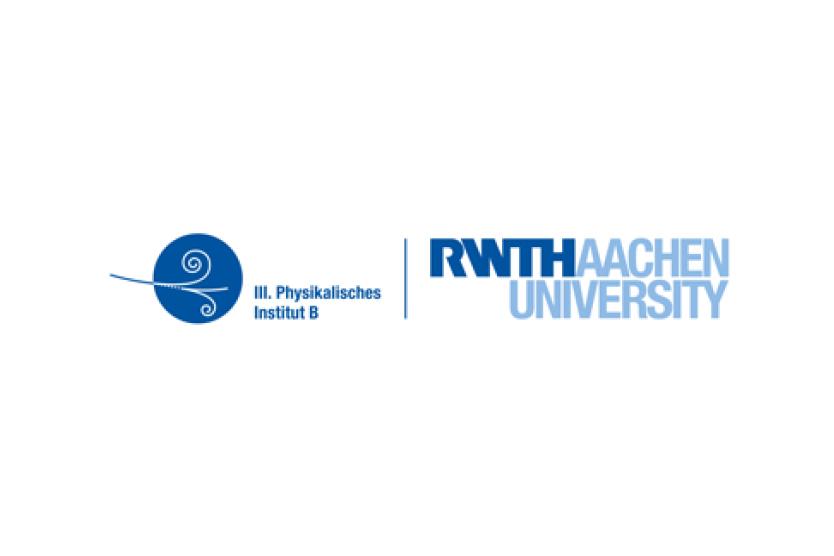 Physikalisches Institut B Logo