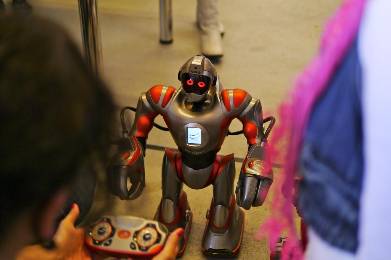 Roboscope001