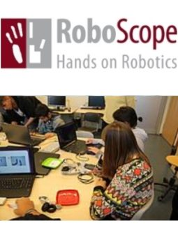 Robo Scope Kurs Blinde