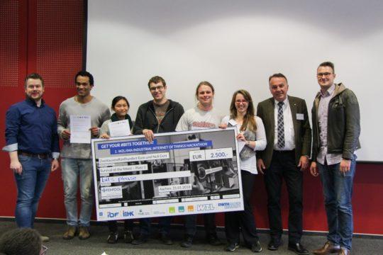 Hackathon Gewinner
