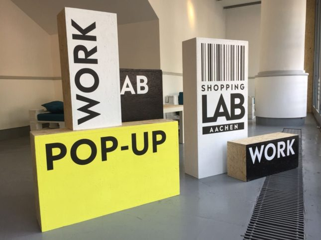 Shopping Lab Idea Camp 2018