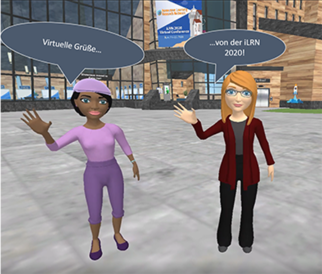 Virtuelle Grüße I Lrn 3