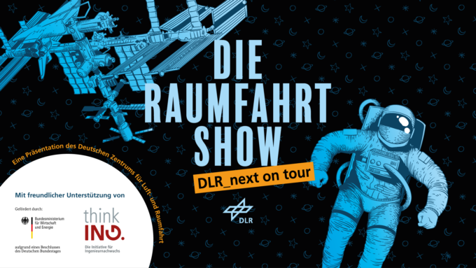 Key Visual Teaserbild Dlr Roadshow Yaez