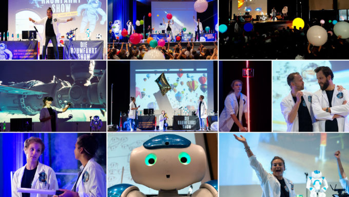Raumfahrt Show 2018 2
