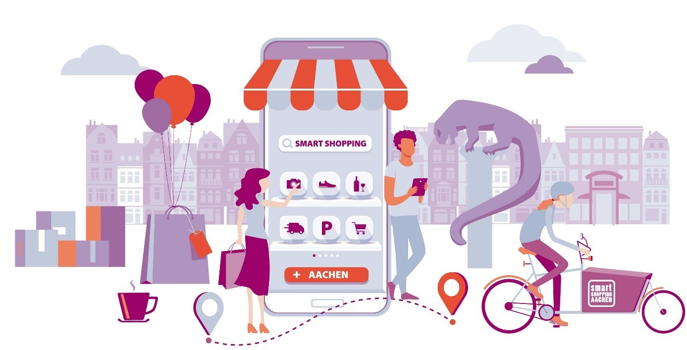 Hybrider Einzelhandel