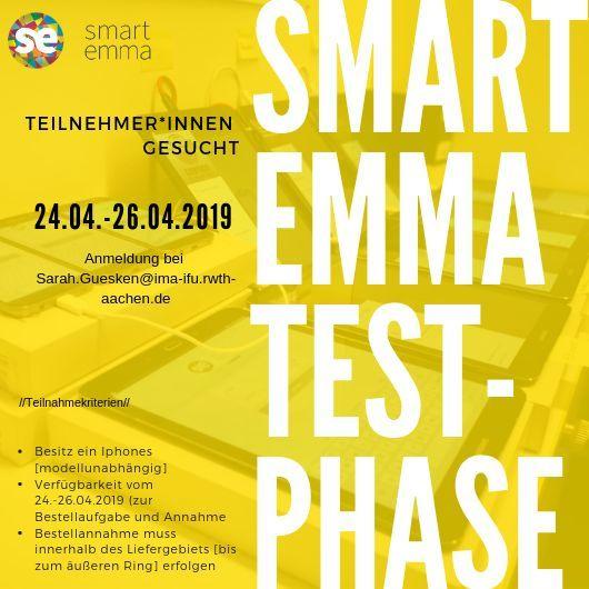 Smart Emma Testphase